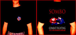 Sombo T-Shirt Picture
